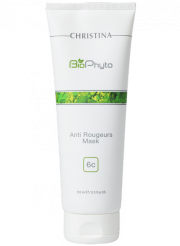 Противокуперозная маска от покраснений на лице CHRISTINA Bio Phyto-6c Anti Rougeurs Mask, код Bio-6c, 250 мл
